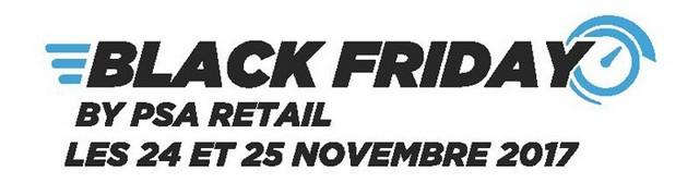 PSA Retail fait son Black Friday : des offres exceptionnelles les 24 & 25 novembre 812256MEDIABLACKFRIDAY