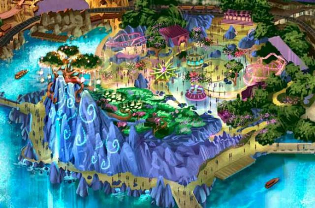 [Chine] Monkey Kingdom Theme Park & Resort (2015)  812260MKTP13