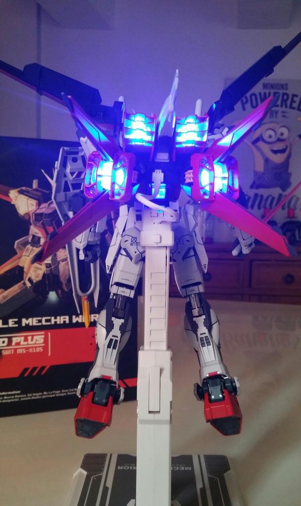 Review/Edito : Strike Gundam Metal Build 1/72 by Moshow la leçon Chinoise donnée a Bandai  814172201610061501391