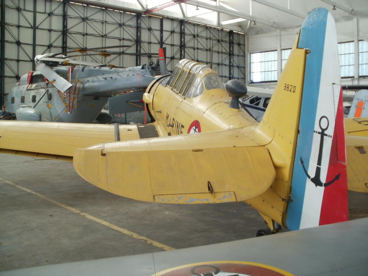 [ Les Musées en rapport avec la Marine ] Musée de l'Aeronautique Navale de Rochefort - Page 10 815446P7170285