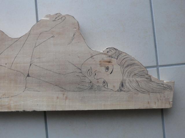 JJ - Songe (bas relief - 2014) 815904011