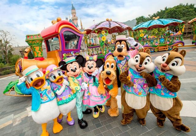 [Hong Kong Disneyland Resort] Le Resort en général - le coin des petites infos - Page 8 817699w405