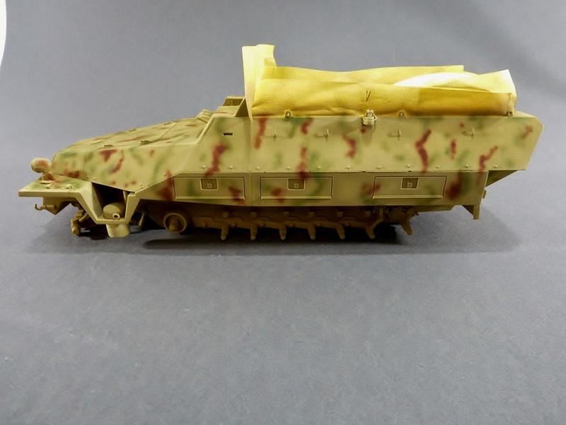 sdkfz - SdkFz 251 / 9  Tamiya / AFV 818675P1060428Copier