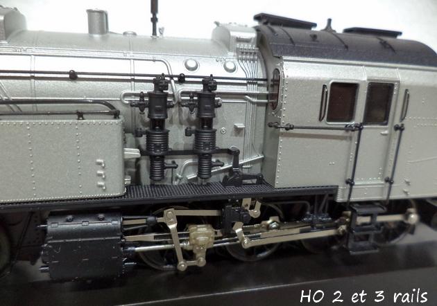 Les locomotives à vapeur articulées 819150Mrklin83496MALLETSPECIAALMHITECHNO1R