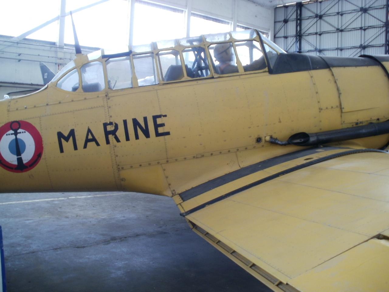 [ Les Musées en rapport avec la Marine ] Musée de l'Aeronautique Navale de Rochefort - Page 10 820373P7170299
