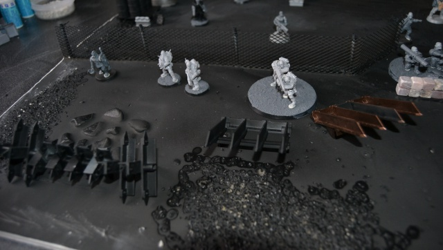 [CDA Décors] Camp de la Garde Impériale 820799055