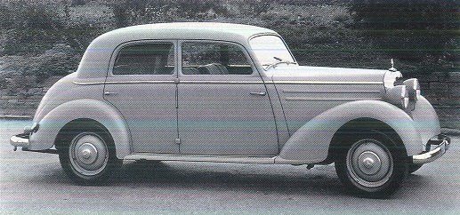 Mercedes 170 et 220. La renaissance 821173170SV