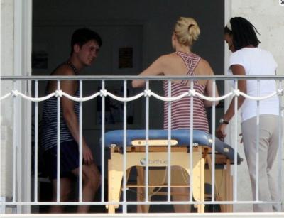 Take That à la Barbade 27 au 31-12-2010 82161528128