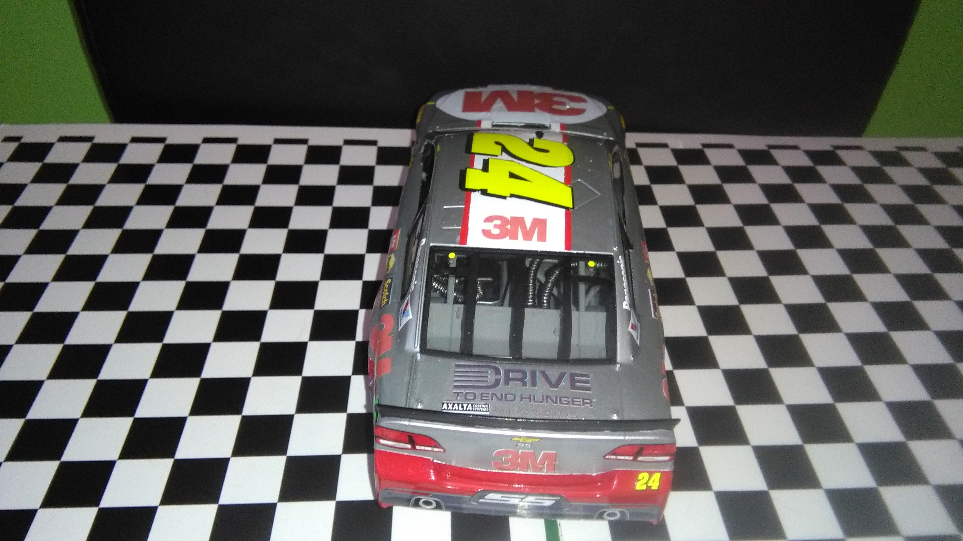 Chevrolet SS 2015 #24 Jeff Gordon 3M 822697IMG20170320183413