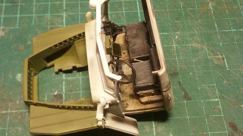 BM-21 GRAD 1/35 TRUMPETER 82300320161105224616