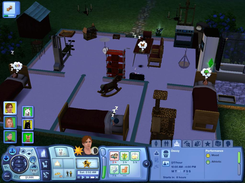 Les Sims ... Avec Kimy ! 8230406enuitx