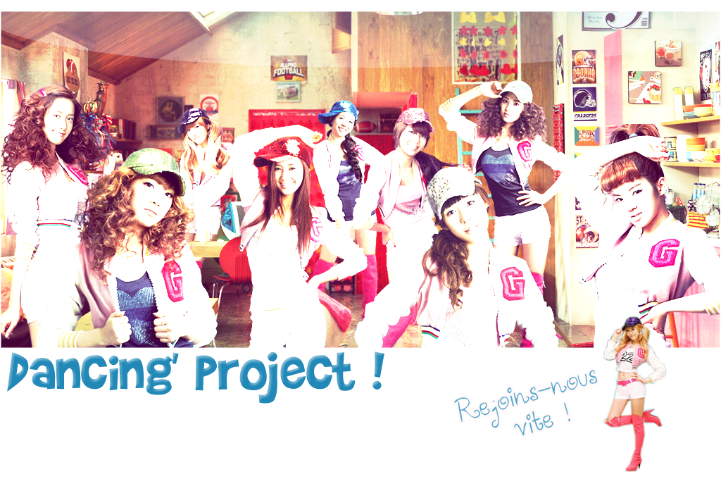 Dancing' Project !