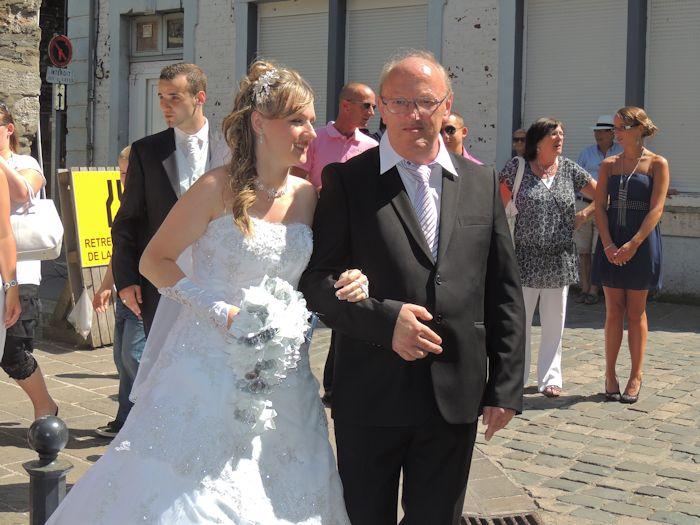 mariage de mon filleul benjamin avec cindy  8236139758