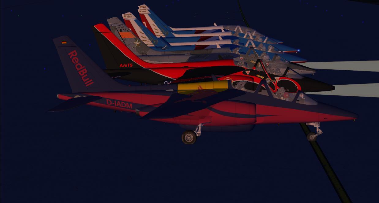 Patrouille Alphajet 824460fsx2013112620341794