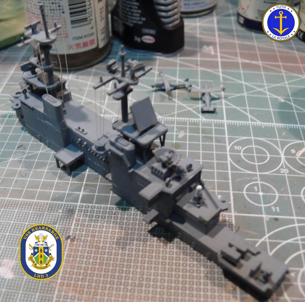USS KEARSARGE LHD-3 1/700 REVELL 824998Kearsarge10