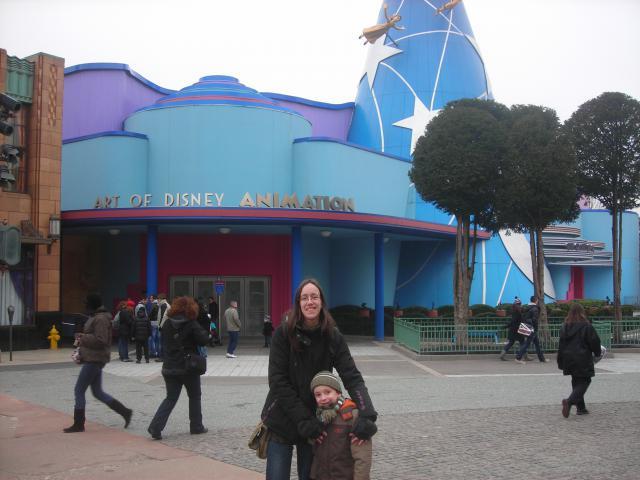 [Disneyland Paris] Premier séjour au DLH (31 janv.-2 fév. 2011) + un anniversaire inoubliable ! - Page 4 825166197