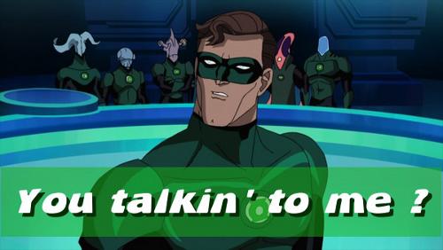 Green Lantern : la série animée . 82538694541