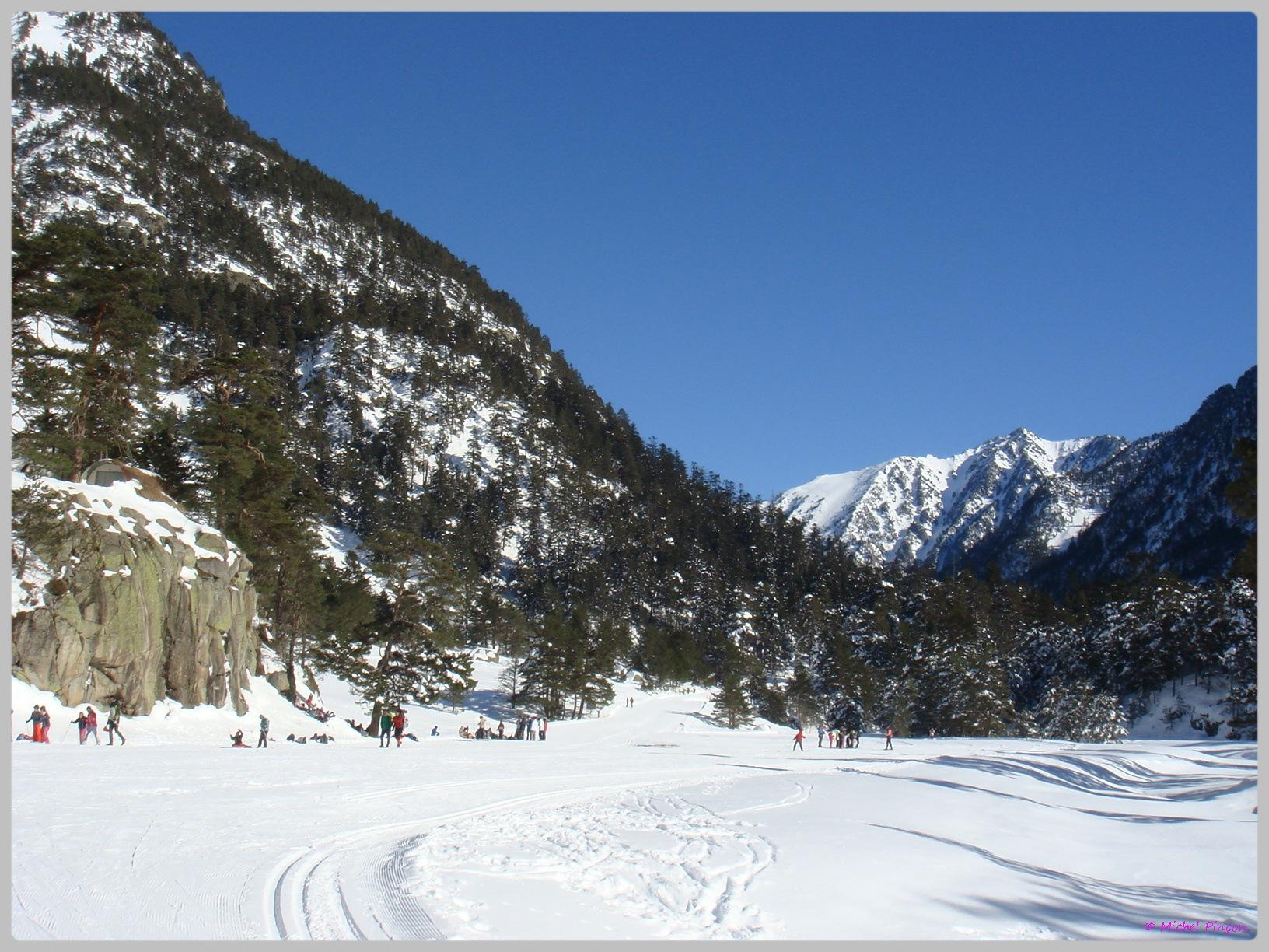 Une semaine à la Neige dans les Htes Pyrénées - Page 2 826665DSC011942