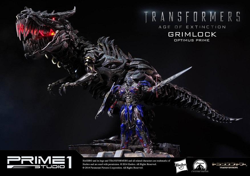 Statues des Films Transformers (articulé, non transformable) ― Par Prime1Studio, M3 Studio, Concept Zone, Super Fans Group, Soap Studio, Soldier Story Toys, etc - Page 2 826897Prime1StudioMMTFM05GrimlockOptimusPrimeStatue131410887635