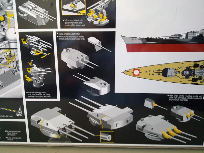 DKM Scharnhorst de  Dragon 1/350° - Page 2 82775311102010820