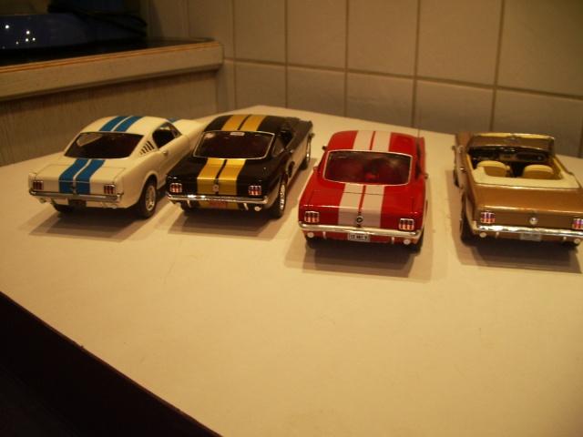 mustang shelby 350 GT 1965  kit monogram 1/24 . 827802IMGP3082