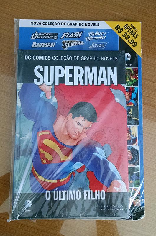 [Quadrinhos] Coleção de Graphic Novels DC- Eaglemoss - Página 7 828675dc03