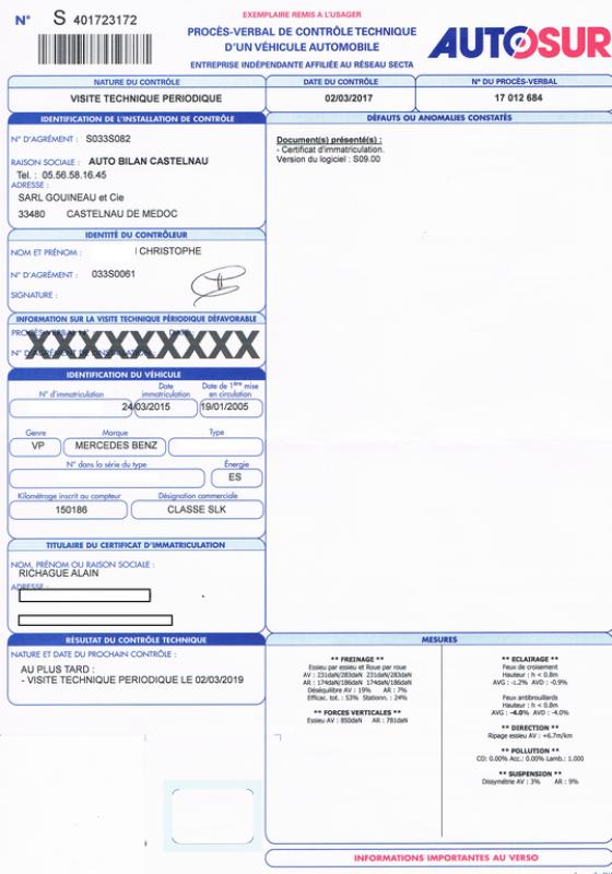 Ancien proprio d'un SLK 350 de 2005 et nouveau d'un 350 de 2010 - Page 2 828822CTSLKCopier