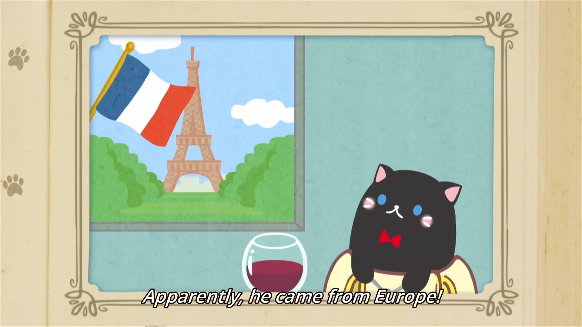 [2.0 ]Synthèse des persos français, belges... dans les comics, les jeux vidéo, les mangas et les DAN!  - Page 6 829810HorribleSubsBananya071080pmkvsnapshot022220160815194215