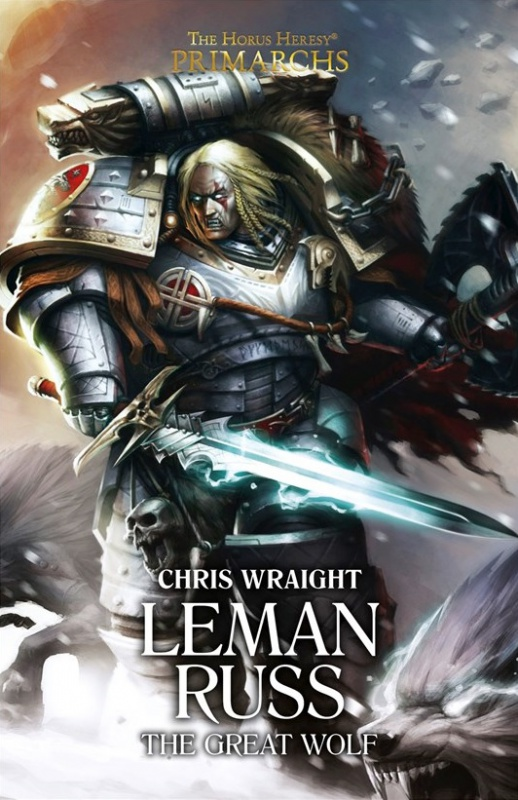 Les Primarques - 2 - Leman Russ de Chris Wraight 83003475re