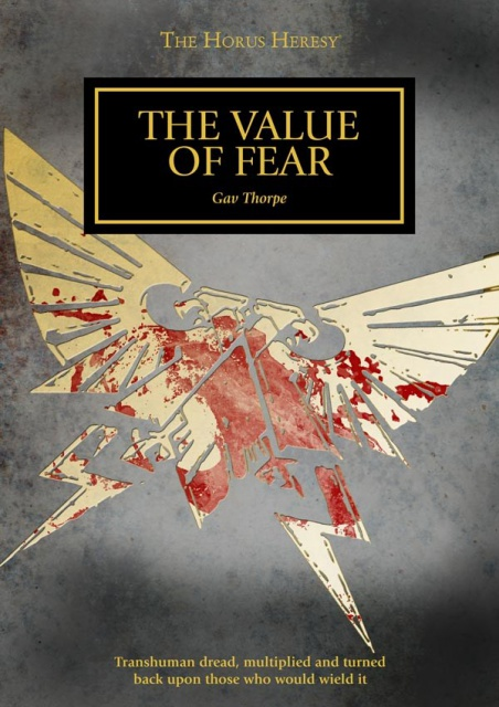 Black Library Advent Calendar 2014 - Page 2 830140TheValueofFear
