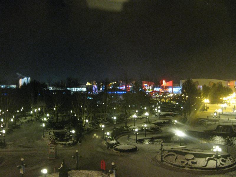 [Disneyland Paris] Disneyland Hotel - chambre Castle Club (8-10 décembre 2010) (début du TR p.9) - Page 10 830159IMG2411