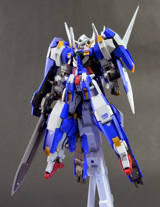 Review/Edito : Strike Gundam Metal Build 1/72 by Moshow la leçon Chinoise donnée a Bandai  830175307