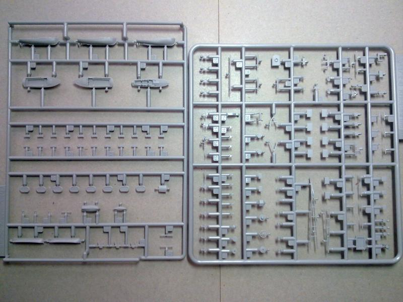 DKM Scharnhorst de  Dragon 1/350° - Page 2 830962200120111131