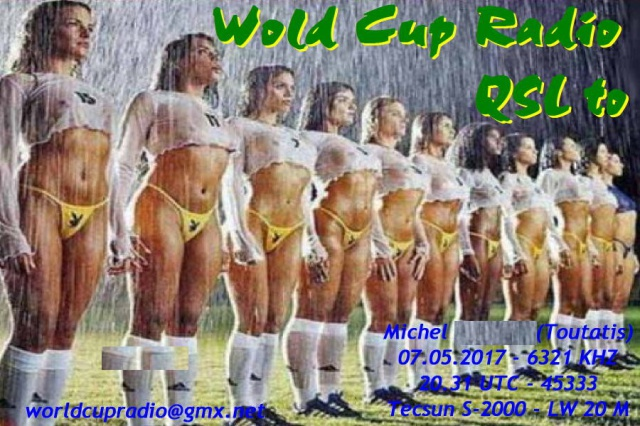 eQSL de World Cup Radio 831646WorldCupRadioQSL5