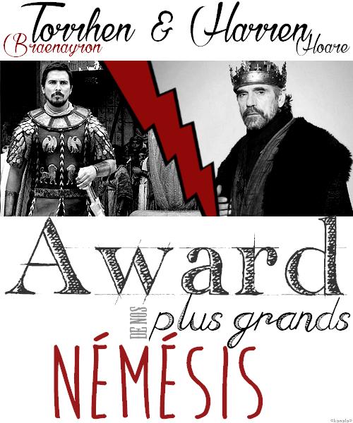 Résulats des Awards et récompenses! 8324646nem