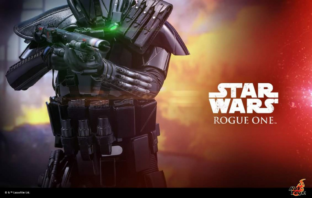 ROGUE ONE - DEATH TROOPER (MMS385) 833952FBIMG1472741866014