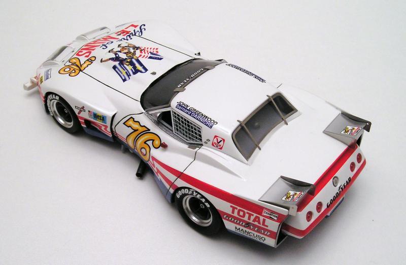 Corvette Greenwood le Mans 1976 834299010