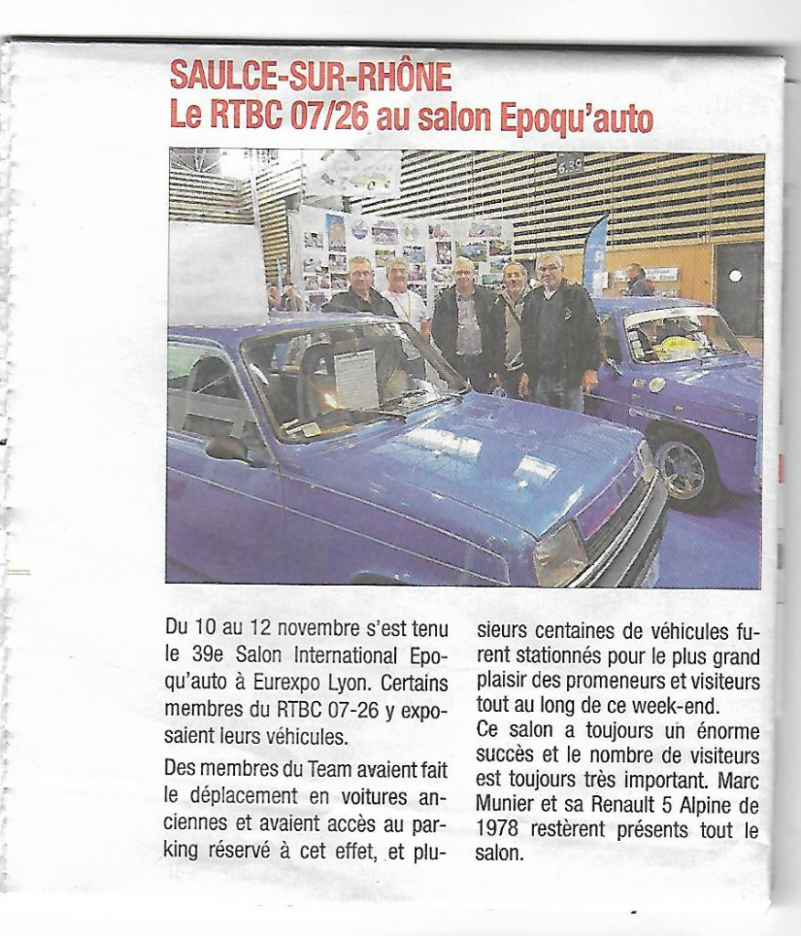 [69] 39ème salon International Epoqu'auto - 10/11/12-11-2017 - Page 9 834300TR16112017Epoquauto