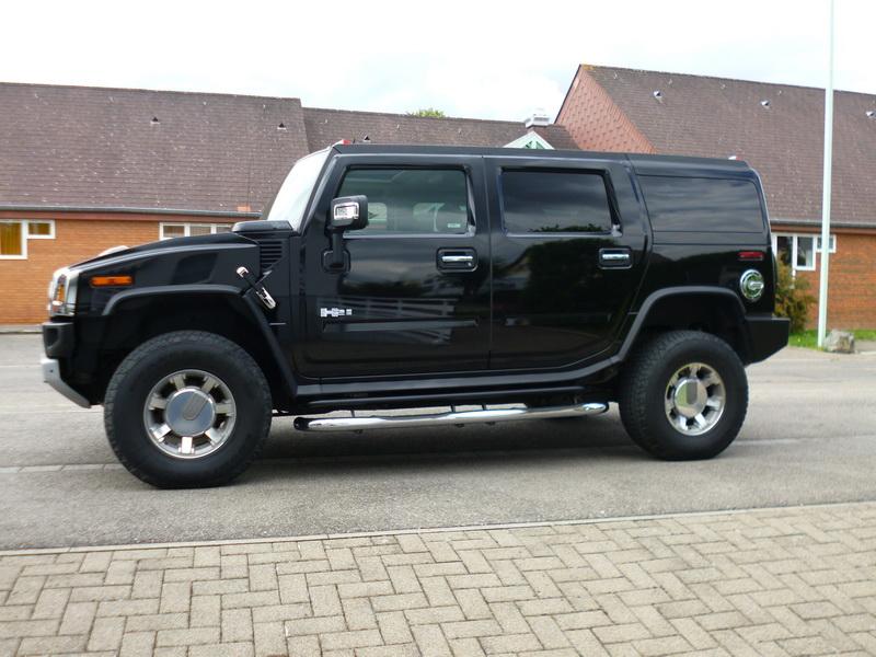 HUMMER H2 V8 6,2L Luxury 2008  (RUN) 834744P1040049