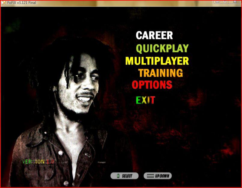 Thème Bob Marley 1.0 835119Caplnjkkturer