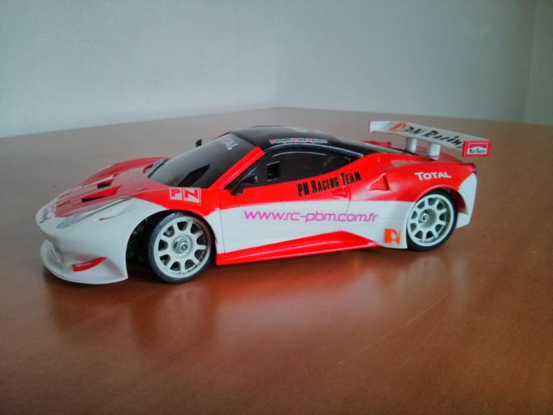 La Ferrari 458 à Solène 835645IMG20131227132729