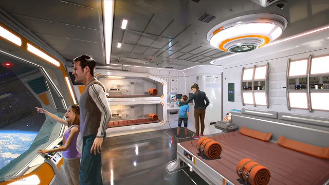 [Walt Disney World] Star Wars: Galactic Starcruiser (2021)  836732w481