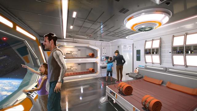 [Walt Disney World] Star Wars: Galactic Starcruiser (20??)  836732w481