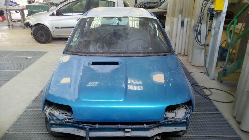 Nouvelle titine: Clio 16s 1991 837165038