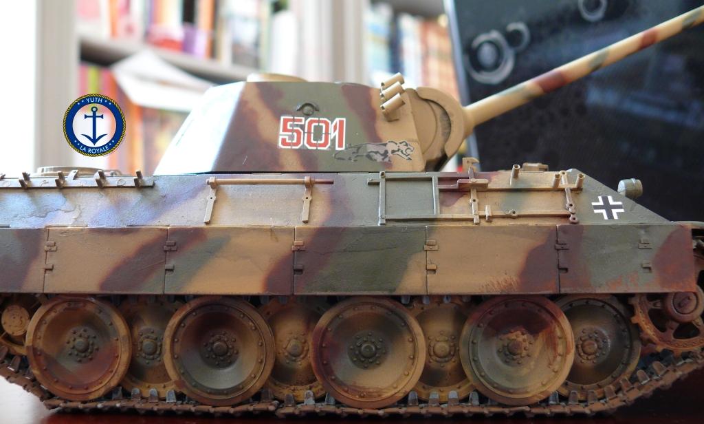 Panzerkampfwagen Panzer V Panther Ausf D. - Page 5 837264panther33