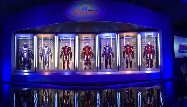 [Hong Kong Disneyland] Iron Man Experience (11 janvier 2017) 837450im2