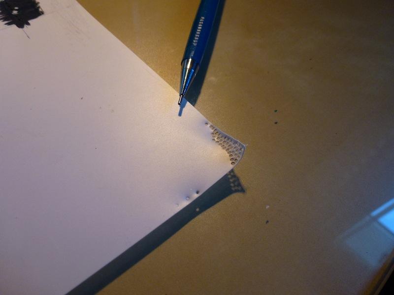 Fabrication de rivets: la technique du critérium 8386040401