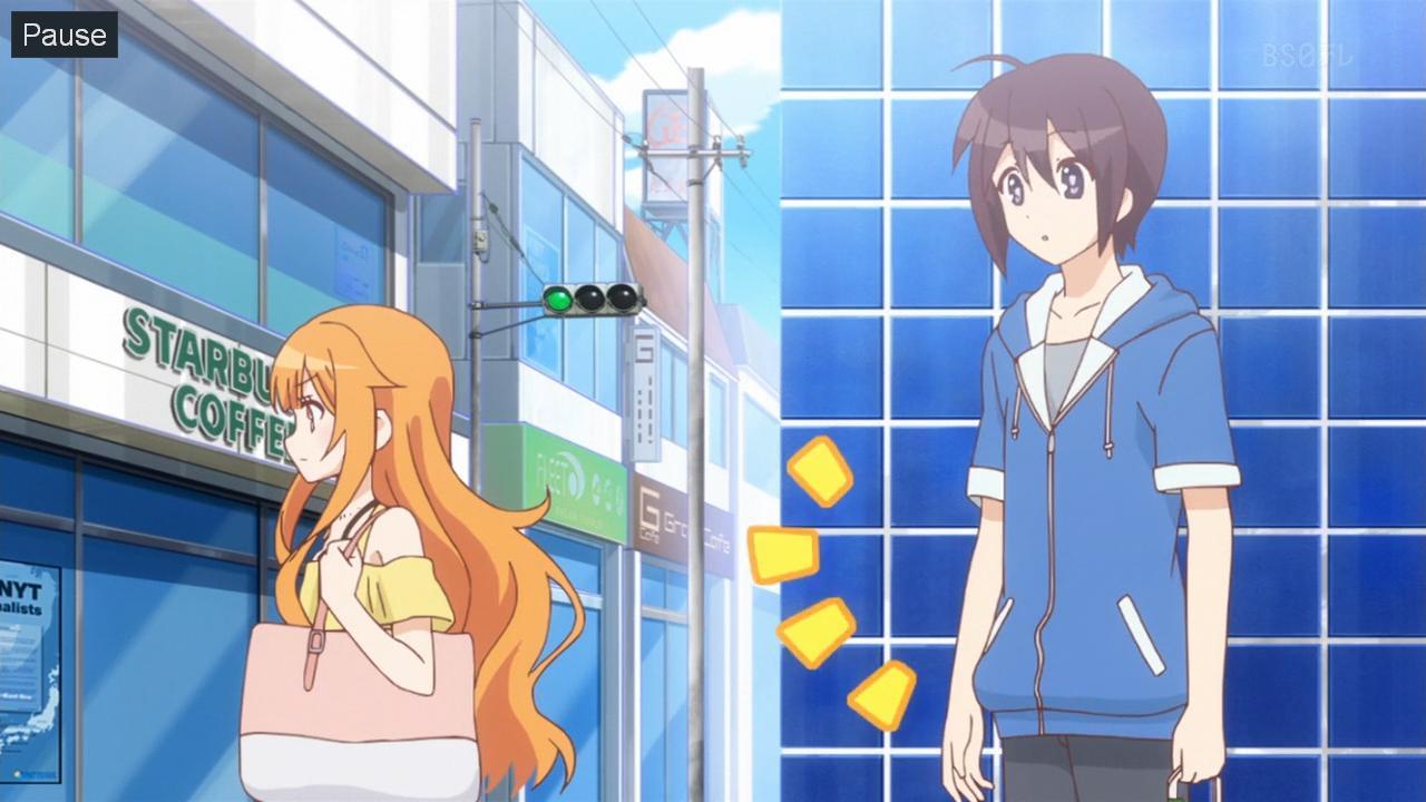 [2.0] Caméos et clins d'oeil dans les anime et mangas!  - Page 7 840637DeadFishGJbuSpecial720pAACmp4snapshot222720140519220357