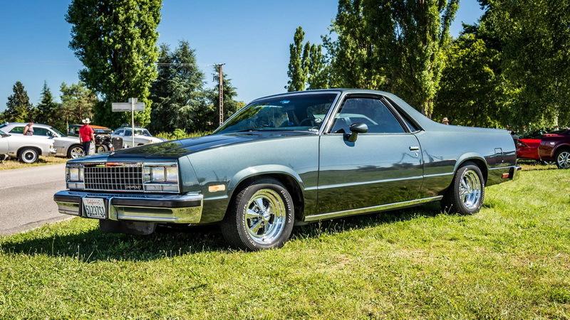 Nouveau jouet, j'ai nommé le Chevrolet El Camino 84'  8410045
