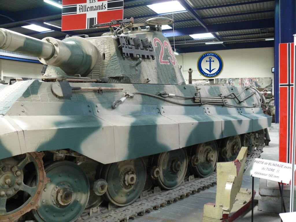 Sd.Kfz. 182 Panzer VI ausf B Tiger II Porsche Turret 841070tigre201